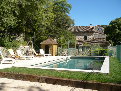 Maison Le Beaucet - 8 personnes - location vacances  n°24016