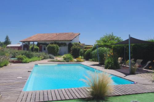 Gite 4 personnes Miramont-de-guyenne - location vacances  n°24029