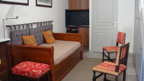 Maison à Loupian pour  3 •   1 chambre