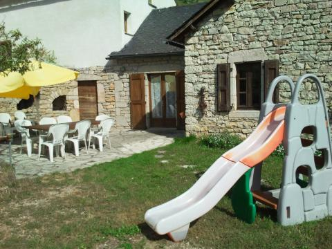 House 10 people Ste Enimie - holiday home  #24050