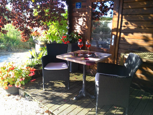 Bed and Breakfast in Fronsac - Vacation, holiday rental ad # 24067 Picture #6