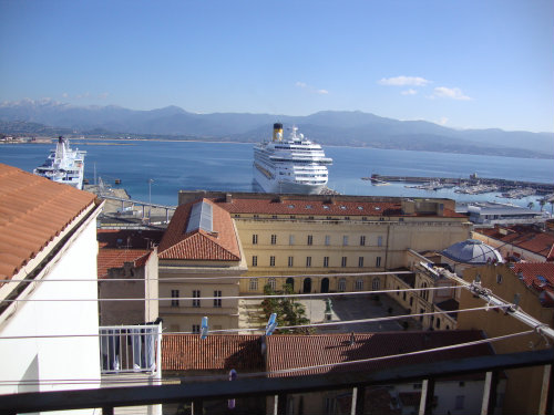 Flat Ajaccio - 4 people - holiday home  #24071