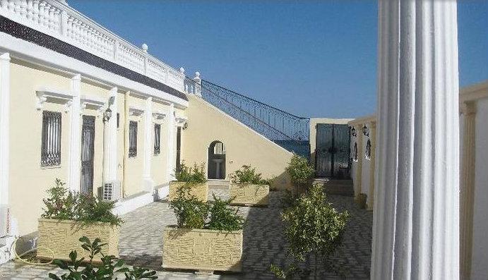 Kantaoui, sousse, tunisie -    vue sur mer