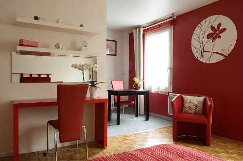 Appartement in Lyon für  2 •   1 Badezimmer  N°24091