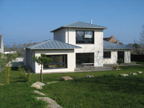 House Crozon - 8 people - holiday home  #24094