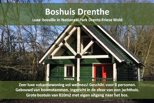 Huis Hoogersmilde - 10 personen - Vakantiewoning  no 24123