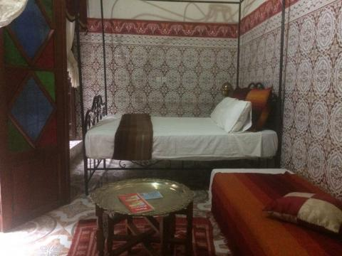 Bed and Breakfast Marrakech - 20 personen - Vakantiewoning  no 24146