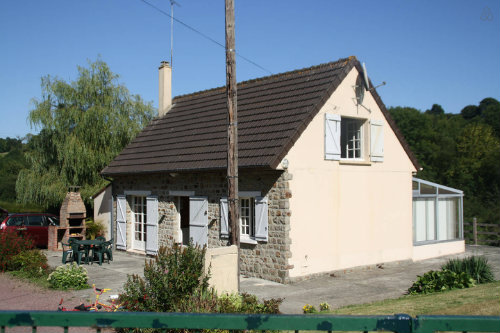 House Pont  Farcy - 7 people - holiday home  #24152
