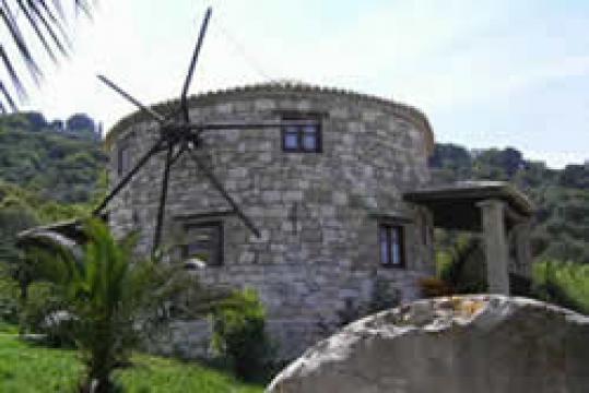 Huis in Zakynthos voor  10 •   uitzicht op zee