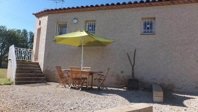 Appartement 4 personnes Poulx - location vacances  n°24182