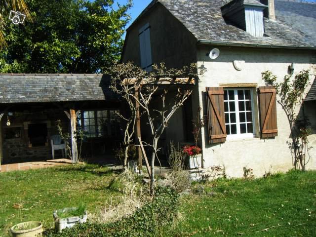 Maison 10 personnes Bourg-de-bigorre - location vacances  n°24189