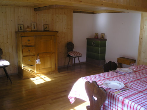 Chalet in Jaun - Vacation, holiday rental ad # 24193 Picture #3