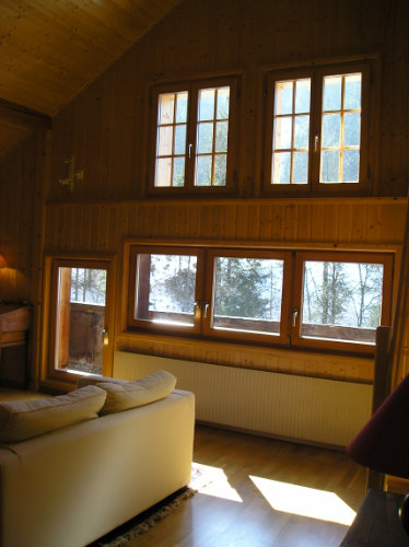 Chalet in Jaun - Vacation, holiday rental ad # 24193 Picture #4