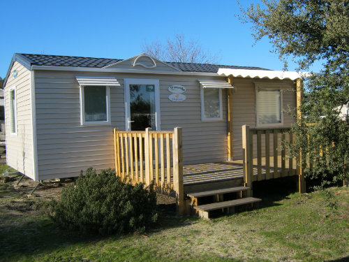 Mobile home Lit Et Mixe - 6 people - holiday home  #24199