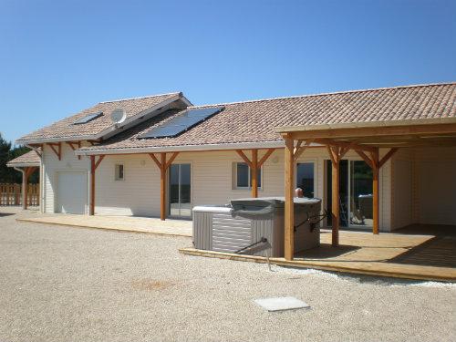 Maison 17 personnes Vensac - location vacances  n°24235