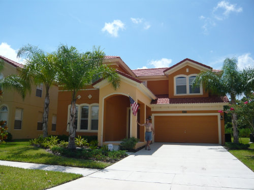 House Kissimmee - 11 people - holiday home  #24252
