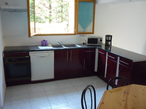 Flat in Ruoms - Vacation, holiday rental ad # 24277 Picture #1