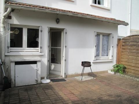 Flat in Royan - Vacation, holiday rental ad # 24297 Picture #0