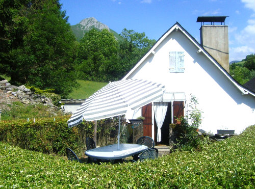 Gite Lourdios-ichere - 4 personnes - location vacances  n°24320