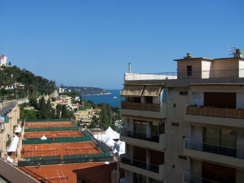 Roquebrune cap martin -    Aussicht aufs Meer