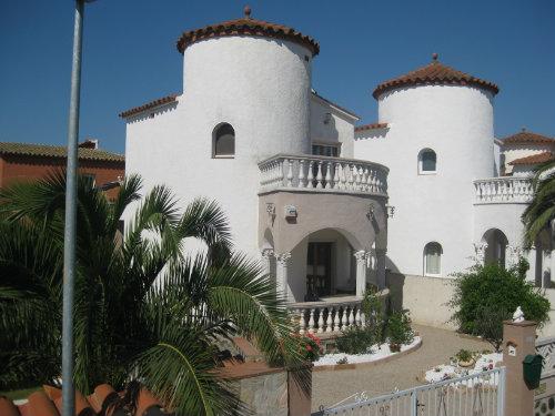 Huis 6 personen Empuriabrava - Vakantiewoning  no 24348
