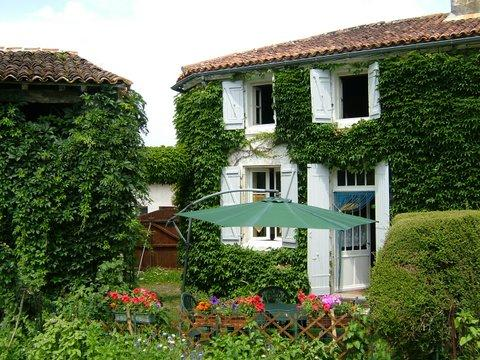 Gite Courcoury - 3 people - holiday home  #24364