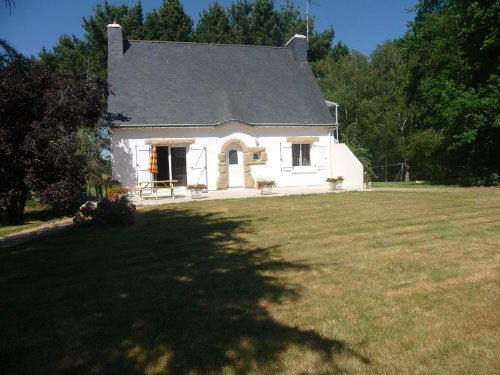 House Kervignac - 5 people - holiday home  #24387