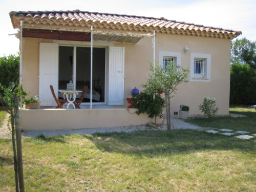 Maison 3 personnes Domazan - location vacances  n°24399