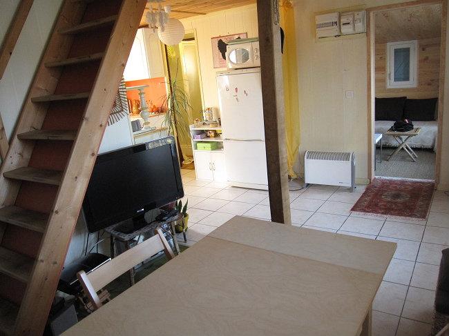 Chalet 5 personnes La Teste-de-buch - location vacances  n°24401