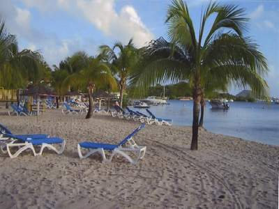 Studio in St Martin - Vacation, holiday rental ad # 24407 Picture #5