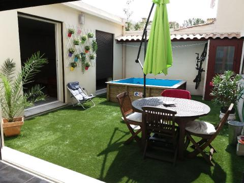 House in MARSEILLE - Vacation, holiday rental ad # 24408 Picture #2