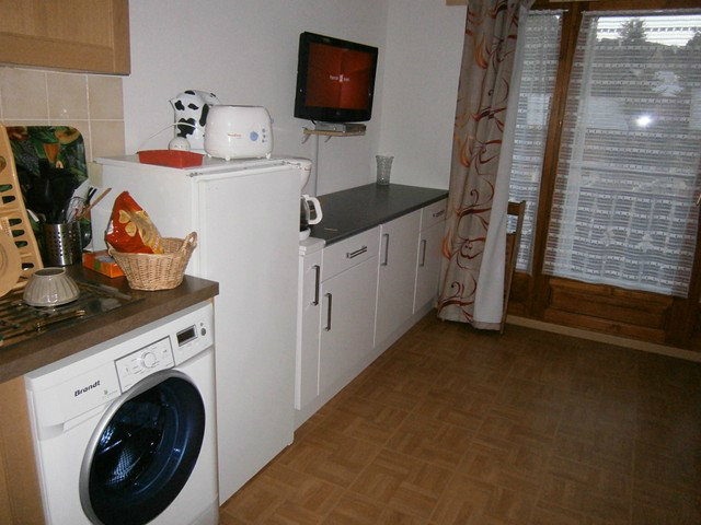 Flat in Agnieres en devoluy - Vacation, holiday rental ad # 24420 Picture #1