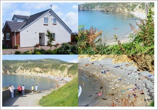 House Church Bay - 8 people - holiday home  #24442