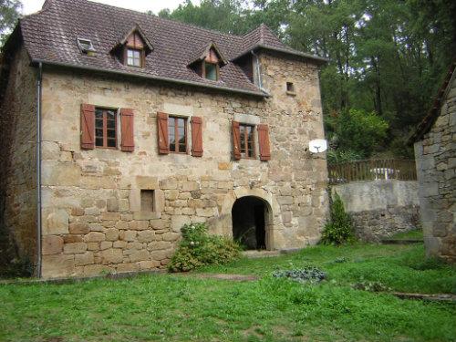 Maison 6 personnes Frontenac - location vacances  n°24469