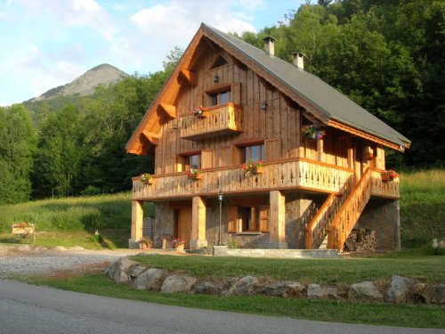 Chalet in Les 2 Alpes 1300 - Vacation, holiday rental ad # 24518 Picture #1
