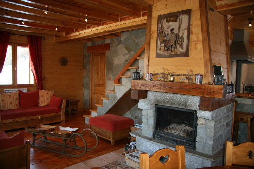 Chalet in Les 2 Alpes 1300 - Vacation, holiday rental ad # 24518 Picture #4