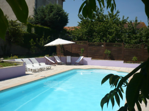 Gite in Carcassonne-pomas - Vacation, holiday rental ad # 24555 Picture #1