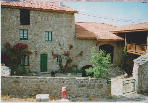 Casa rural en Saint maurice de lignon para  5 •   parking privado