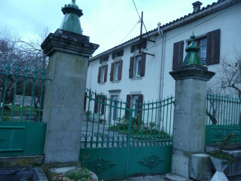 House Lasserre De Prouilhe - 6 people - holiday home  #24568