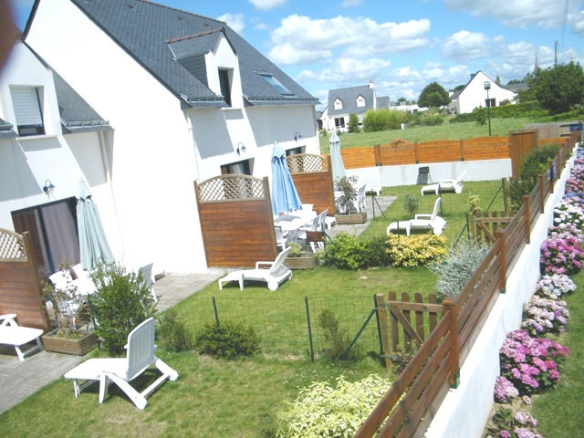 House Plougoumelen - 6 people - holiday home  #24593