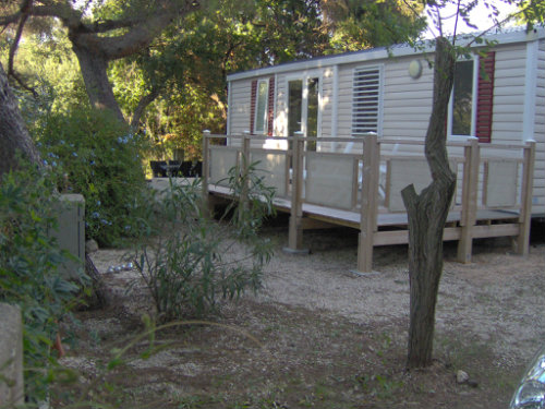 Mobile home in Le pradet - Vacation, holiday rental ad # 24603 Picture #4