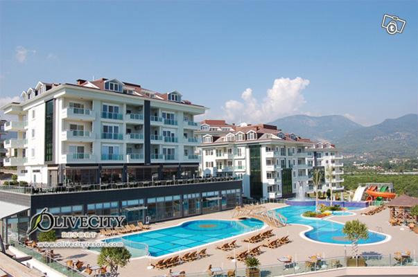 Appartement Alanya - 4 personnes - location vacances  n°24641