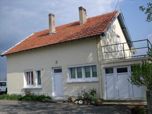 House Cantillac - 5 people - holiday home  #24690
