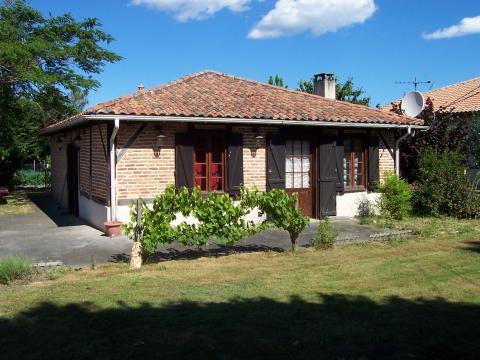 Maison Biscarrosse - 6 personnes - location vacances  n°24706