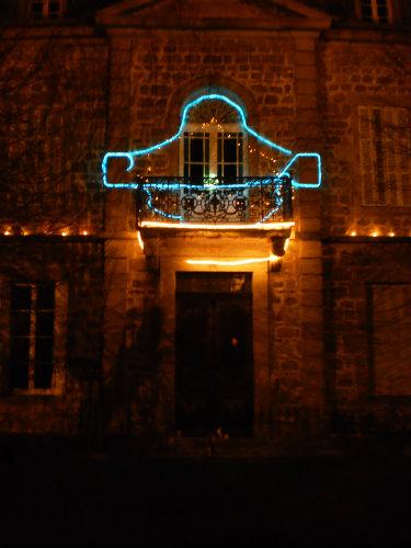 Château L'hôpital Sous Rochefort - 8 personnes - location vacances  n°24711