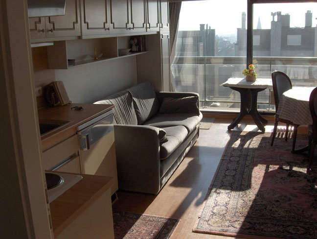 Appartement Wenduine - 4 personnes - location vacances  n°24716