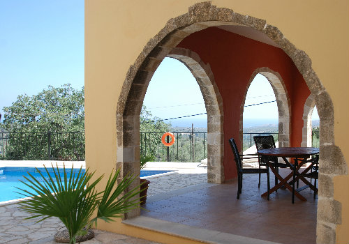 Flat in Kastellos - Vacation, holiday rental ad # 24718 Picture #3