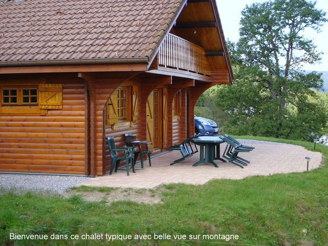 Chalet Xonrupt - 6 people - holiday home  #24723