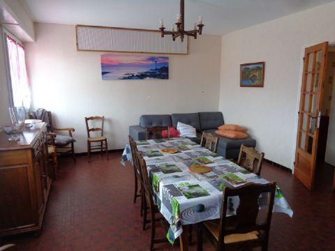 Casa 6 personas Vieux-boucau-les-bains - alquiler n°24755