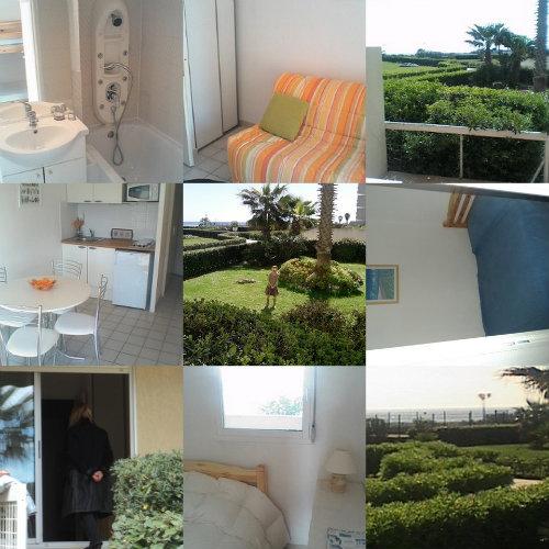 Appartement 6 personnes Canet En Roussillon - location vacances  n°24756
